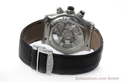 EBEL 1911 CHRONOGRAPH STEEL AUTOMATIC KAL. 139 LP: 5990EUR [152717]