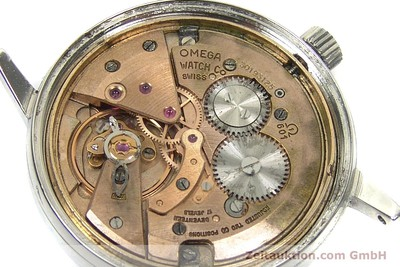 OMEGA STEEL MANUAL WINDING KAL. 601 VINTAGE [152725]