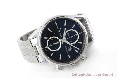 TAG HEUER CARRERA CHRONOGRAPH STEEL AUTOMATIC KAL. 1887 LP: 4050EUR [152738]