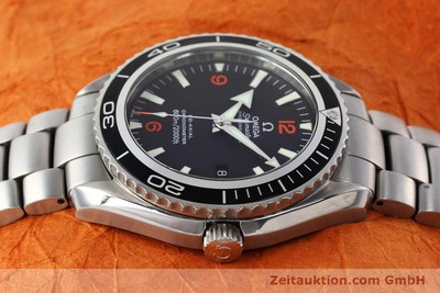 OMEGA SEAMASTER PLANET OCEAN 44mm CO-AXIAL HERRENUHR AUTOMATIK VP: 4600.- EURO [152739]