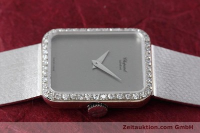 CHOPARD 18 CT WHITE GOLD MANUAL WINDING KAL. 846 [152742]