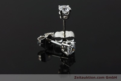 LADY OHRSTECKER 950 PLATIN DIAMANTEN 0,44 CT OHRRING WERT: 3045,- EURO [152750]