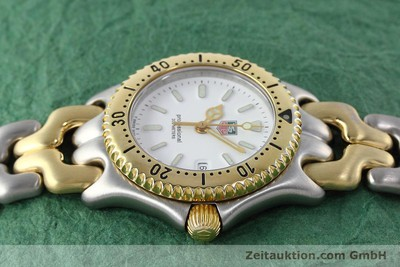 TAG HEUER PROFESSIONAL STEEL / GOLD QUARTZ KAL. 2.95 ETA 956112 [152752]