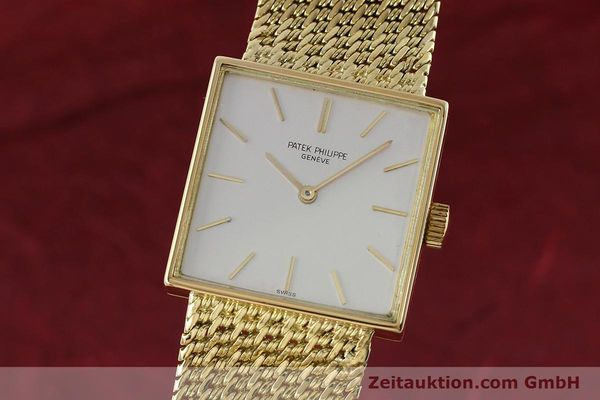 PATEK PHILIPPE 18 CT GOLD MANUAL WINDING KAL. 23-300 LP: 29290EUR VINTAGE [152759]
