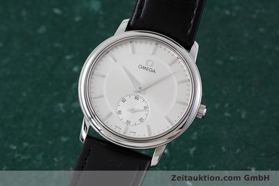 OMEGA DE VILLE STEEL MANUAL WINDING KAL. 651 LP: 2670EUR [152761]