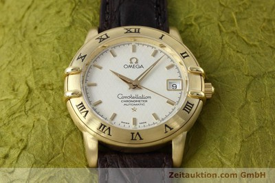 OMEGA CONSTELLATION ORO 18 CT AUTOMATISMO KAL. 1120 LP: 6710EUR [152764]