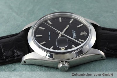 ROLEX PRECISION STEEL MANUAL WINDING KAL. 1215 LP: 4300EUR VINTAGE [152783]