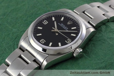 ROLEX OYSTER PERPETUAL STEEL AUTOMATIC KAL. 2130 LP: 3900EUR [152786]