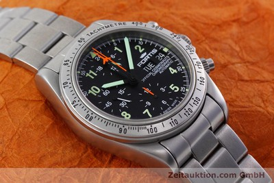 FORTIS COSMONAUTS CHRONOGRAPH CHRONOGRAPH STEEL AUTOMATIC KAL. 5100 [152797]