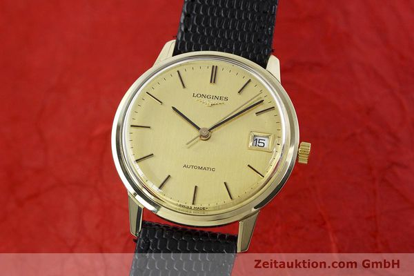 LONGINES OR JAUNEN 14 CT AUTOMATIQUE KAL. L633.1 VINTAGE [152799]