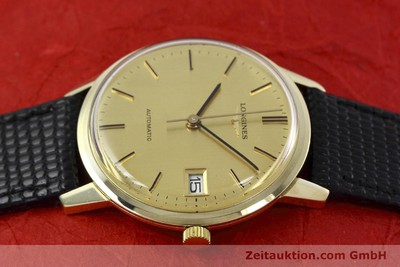 LONGINES 14 CT YELLOW GOLD AUTOMATIC KAL. L633.1 VINTAGE [152799]