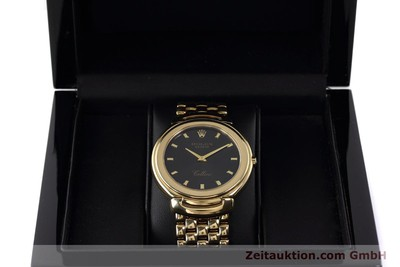 ROLEX CELLINI ORO 18 CT QUARZO KAL. 6620 LP: 13350EUR [152801]
