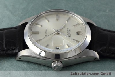 ROLEX PRECISION ACERO CUERDA MANUAL KAL. 1225 LP: 4300EUR [152809]