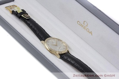 OMEGA DE VILLE 18 CT GOLD MANUAL WINDING KAL. 651 LP: 6710EUR [152826]