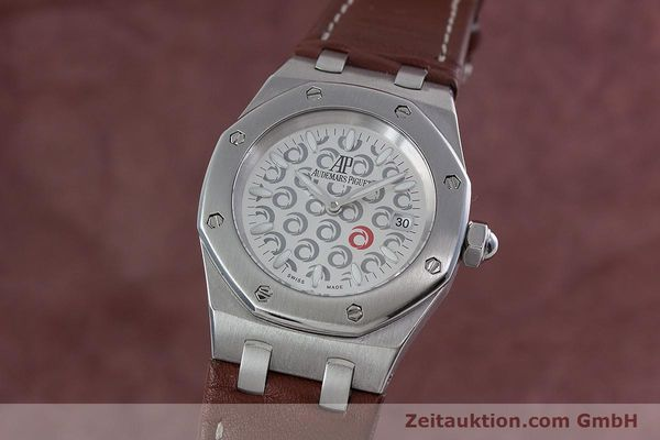 AUDEMARS PIGUET ROYAL OAK STEEL QUARTZ KAL. 2712 [152827]