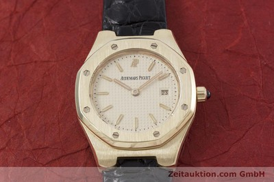 AUDEMARS PIGUET ROYAL OAK ORO DE 18 QUILATES CUARZO KAL. 2610 [152828]