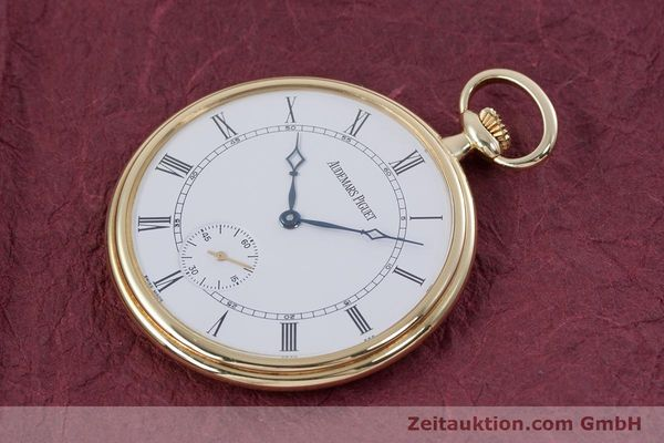 Used luxury watch Audemars Piguet Pocket Watch 18 ct gold manual winding Kal. 5020  | 152830 01