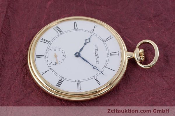 Used luxury watch Audemars Piguet Pocket Watch 18 ct gold manual winding Kal. 5020  | 152830 03