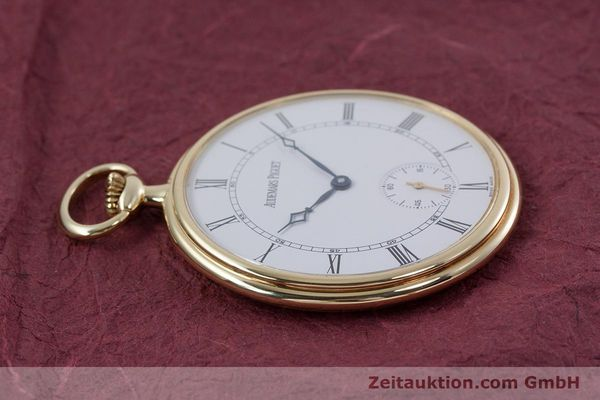 Used luxury watch Audemars Piguet Pocket Watch 18 ct gold manual winding Kal. 5020  | 152830 05