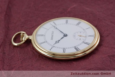 AUDEMARS PIGUET POCKET WATCH 18 CT GOLD MANUAL WINDING KAL. 5020 [152830]