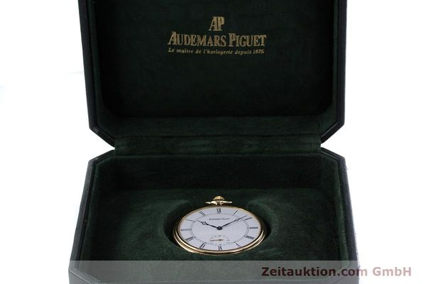 Used luxury watch Audemars Piguet Pocket Watch 18 ct gold manual winding Kal. 5020  | 152830 07