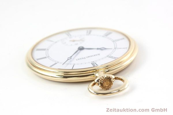Used luxury watch Audemars Piguet Pocket Watch 18 ct gold manual winding Kal. 5020  | 152830 09