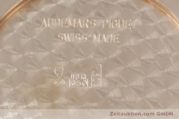 Used luxury watch Audemars Piguet Pocket Watch 18 ct gold manual winding Kal. 5020  | 152830 10
