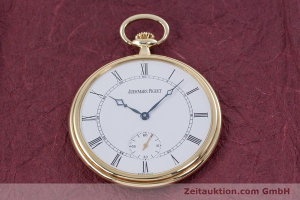Used luxury watch Audemars Piguet Pocket Watch 18 ct gold manual winding Kal. 5020  | 152830 15