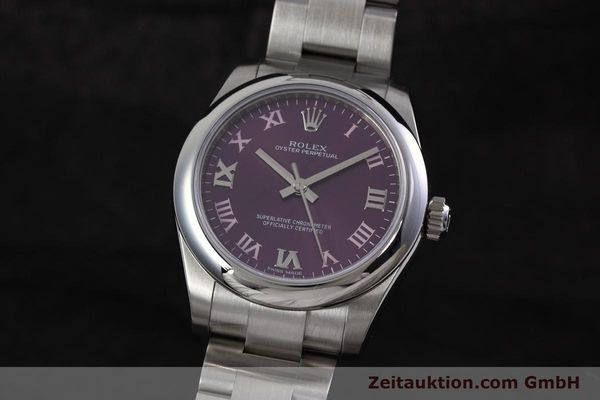 ROLEX OYSTER PERPETUAL STEEL AUTOMATIC KAL. 2231 LP: 4250EUR [152831]