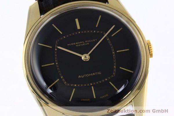 Used luxury watch Audemars Piguet * 18 ct gold automatic Kal. 2120 VINTAGE  | 152835 02