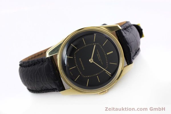 Used luxury watch Audemars Piguet * 18 ct gold automatic Kal. 2120 VINTAGE  | 152835 03