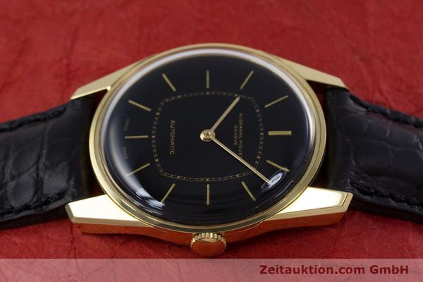 Used luxury watch Audemars Piguet * 18 ct gold automatic Kal. 2120 VINTAGE  | 152835 05