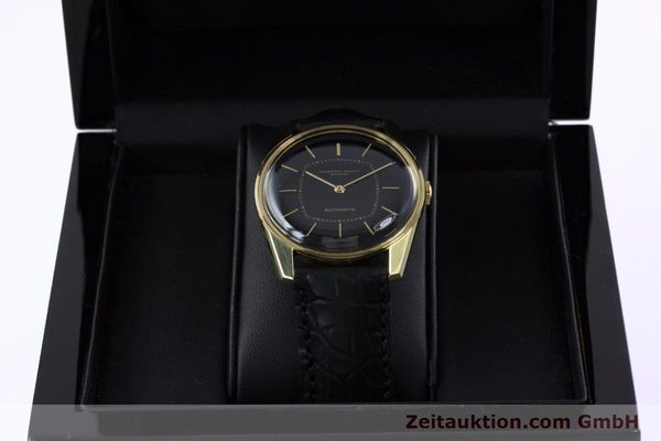 Used luxury watch Audemars Piguet * 18 ct gold automatic Kal. 2120 VINTAGE  | 152835 07