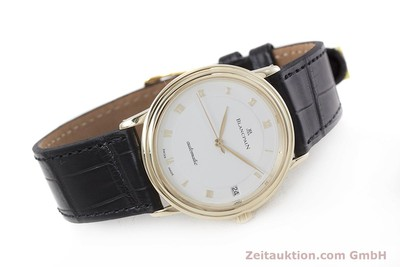BLANCPAIN VILLERET OR 18 CT AUTOMATIQUE KAL. 11.57 LP: 10910EUR [152837]