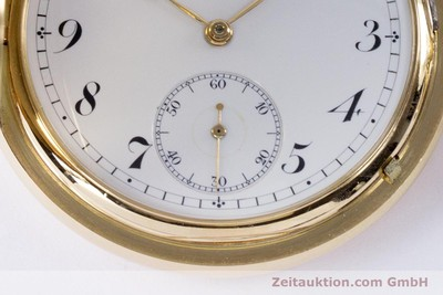 A. LANGE & SÖHNE DUF 14 CT YELLOW GOLD MANUAL WINDING KAL. 41 [152862]