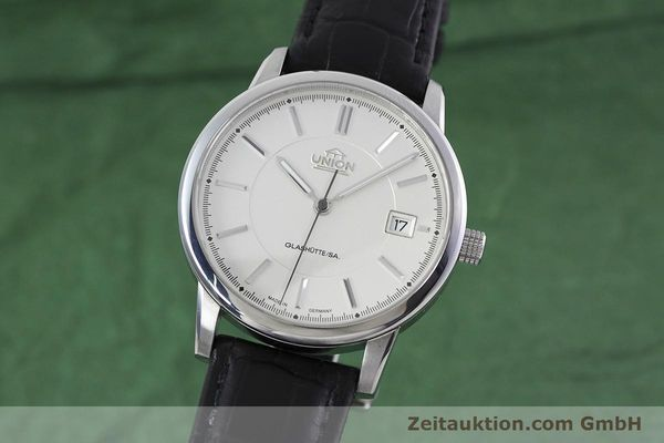 UNION GLASHÜTTE ACIER AUTOMATIQUE KAL. 26 LP: 0EUR  [152863]