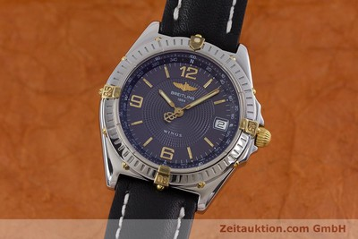 BREITLING WINGS STEEL / GOLD AUTOMATIC KAL. B10 ETA 2892A2 LP: 3930EUR [152876]