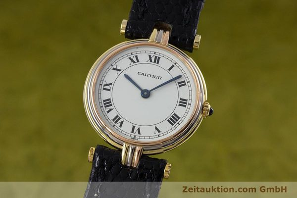 CARTIER ORO 18 CT QUARZO KAL. 81 [152879]