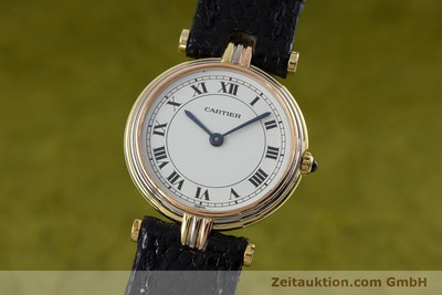 CARTIER OR 18 CT QUARTZ KAL. 81 [152879]