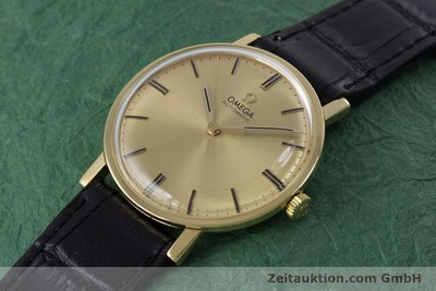OMEGA OR 18 CT AUTOMATIQUE KAL. 552 VINTAGE [152880]