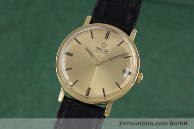 OMEGA 18 CT GOLD AUTOMATIC KAL. 552 VINTAGE [152880]