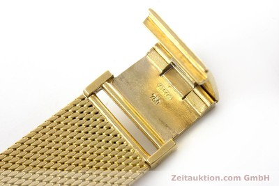 BAUME & MERCIER BAUMATIC 18 CT GOLD AUTOMATIC KAL. BM12800 LP: 12000EUR [152893]