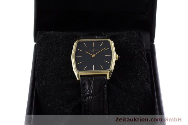 Used luxury watch Ulysse Nardin * 18 ct gold manual winding Kal. ND10C  | 152894 07