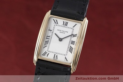 PATEK PHILIPPE 18 CT GOLD MANUAL WINDING KAL. 16-250 [152906]