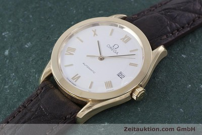 OMEGA 18 CT GOLD AUTOMATIC KAL. 1108 ETA 2892A2 [152909]
