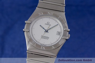 OMEGA CONSTELLATION STEEL AUTOMATIC KAL. 1111 LP: 3600EUR [152913]