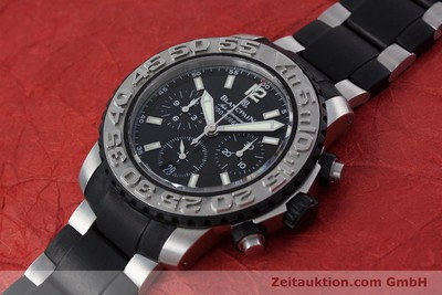 BLANCPAIN FIFTY FATHOMS AIR COMMAND CONCEPT 2000 FLYBACK CHRONOGRAPH VP: 14160,- [152931]
