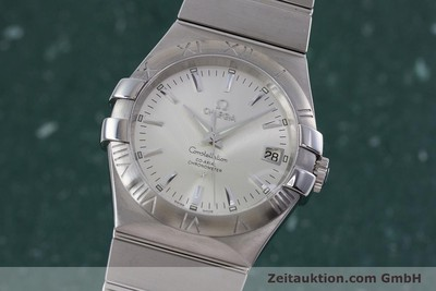 OMEGA CONSTELLATION CO-AXIAL CHRONOMETER STAHL AUTOMATIK HERRENUHR NP: 3600,- Euro [152936]