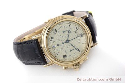 BREGUET MARINE CHRONOGRAPHE OR 18 CT AUTOMATIQUE KAL. 576 LP: 42200EUR [152941]