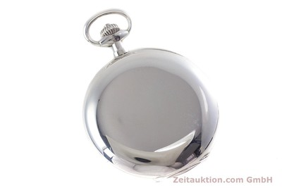 ASSMANN POCKET WATCH SILVER MANUAL WINDING [152956]